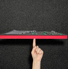 Shadowboards sind widerstandsfäfig und leicht
