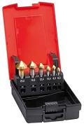 Kegelsenker-Satz D335C TIN HSS 6,3-20,5mm Format