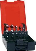 Kegelsenker-Satz D335C TiAIN HSS-E 6,3-20,5mm Format