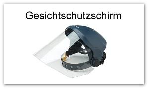 BWL Format Gesichtschutzschirm mit PC Scheibe