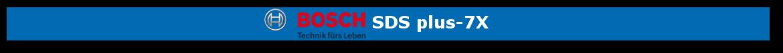 Bosch SDS Plus 7X Bohrer BWL Osnabrück