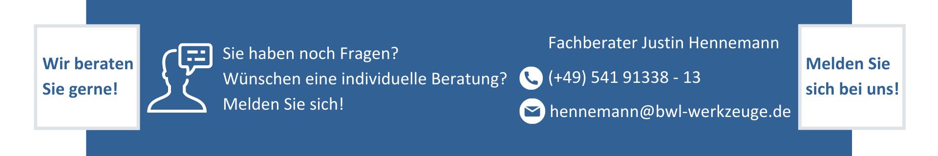 Sie haben Fragen? Wir beraten Sie gerne!