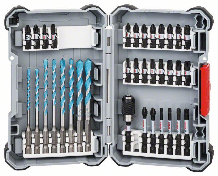 Bosch Bohrer- und Schrauberbit-Set