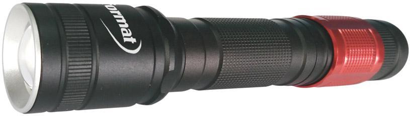 Format LED Akku-Taschenlampe