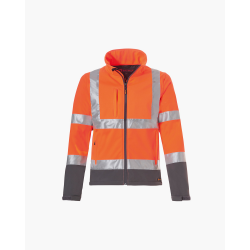 Anti-Zecken Softshelljacke Safetyline Gr. S